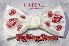 Pajarita Rolling Stones