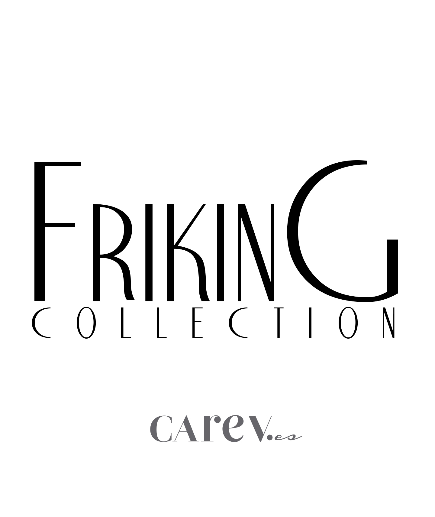 Friking Collection Carev Pajaritas Y Accesorio By Thommy Tayco
